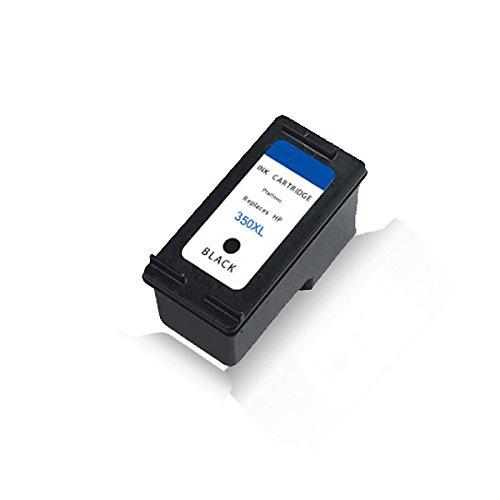 Cartucho de tinta compatible para HP Photosmart C5270C5275C5280C5290C5580Photosmart D5345d5355D5360hp350bk Negro Black–Office Pro Serie CB336EE CB335EE