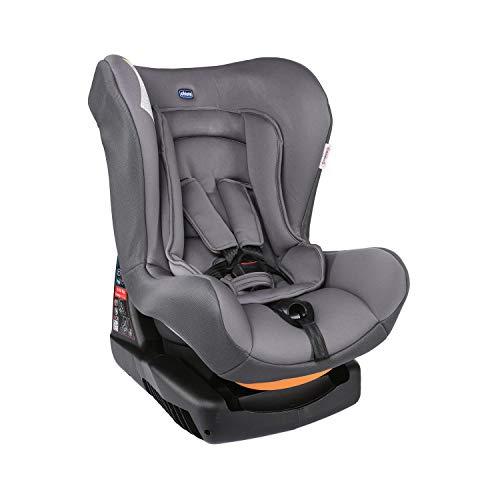 Chicco Cosmos Siège Auto Bébé Inclinable 0-18 kg, Groupe 0+/1 pour Enfants de 0 à 4 Ans, Facile à Installer, avec Coussin Réducteur, Rembourrage Souple - Pearl