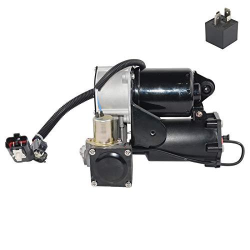 LR023964 Air Suspension Compressor Pump (Hitachi System) for 2005-2009 LR3, 2010-2013 LR4, 2006-2013 Range Rover Sport (6 Pins Connector) LR044360