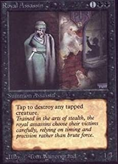 Magic: the Gathering - Royal Assassin - Unlimited