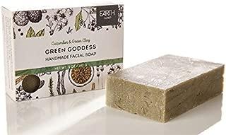 Earth Luxe Handmade Facial Soap- Green Goddess