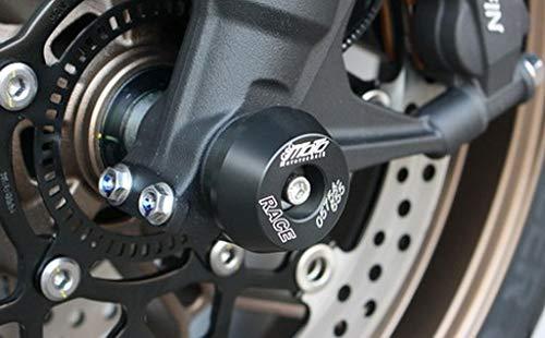 GSG-Moto Sturzpads Vorderrad passend für die Honda CB 650 R RH02 ab 2019 NEU