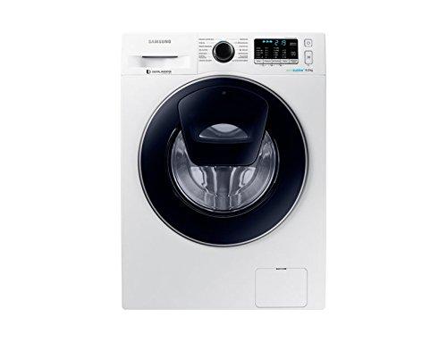Samsung WW80K5210UW lavatrice Libera installazione Caricamento frontale Bianco 8 kg 1200 Giri/min A+++-40%