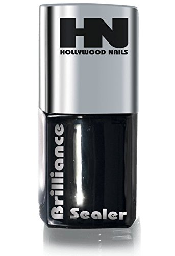 HN Hollywood nails Sealer UV Gel Versiegler (Clear)
