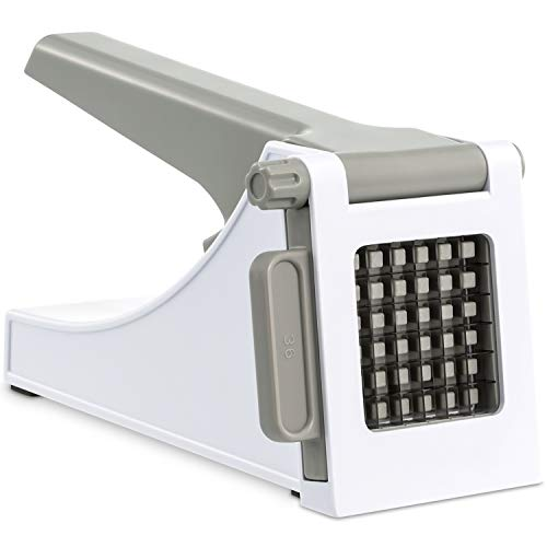 French Fry Cutter, Geedel Professional Potato Cutter for French Fries Vegetable Chopper for Veggies, Onions, Carrots, Cucumbers and more
