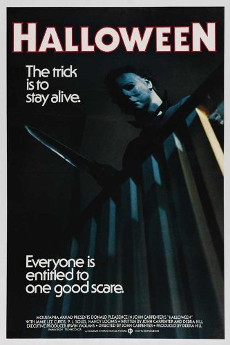 The Gore Store Halloween (1978) Movie Poster 24x36