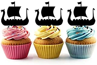 Best ship cake topper Reviews