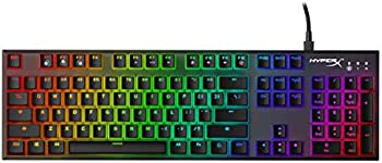 HyperX Alloy FPS RGB Backlit USB Mechanical Gaming Keyboard
