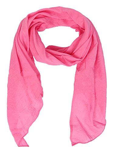 Zwillingsherz – Pañuelo de seda para mujer niña Uni elegante accesorio/algodón/seda/pañuelo para el cuello/pañuelo para el hombro o pañuelo para el cuello.