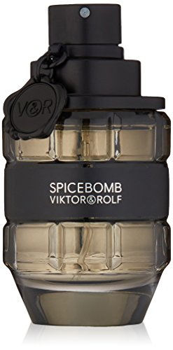 Viktor and Rolf Spicebomb Eau de Toilette Spray for Men, 1.7 Ounce