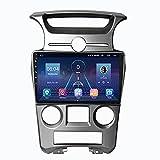 TIANDAO 2 DIN 9'Pantalla Táctil Android 10.0 GPS Radio para Automóvil para Kia carens 2007-2011...