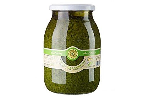 Pesto alla Genovese, Basilikum-Sauce, Venturino, 950g