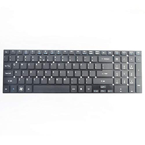 3CTOP Notebook Keyboard for Acer Aspire V3-551 V3-551G V3-571 V3-571G V3-731 V3-771 V3-771G V3-772 V3-772G Black US Layout