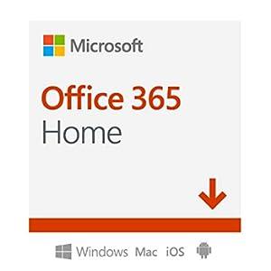 Microsoft Office 365 | Home | 6 Dispositivo | 1 Anno | PC/Mac | Codice d'attivazione via email