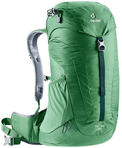 Deuter Unisex Ac Lite 26 Trekking Backpack, Leaf, Einheitsgröße
