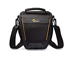 Protect your camera/video investment with a durable, custom-molded base to safeguard gear from moisture, debris and impact Organize everything you carry via an adjustable divider system in the main compartment (shoulder bags only) and pockets for sma...