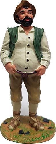 Desconocido Sancho Panza, Figura de Plomo 7,5cm