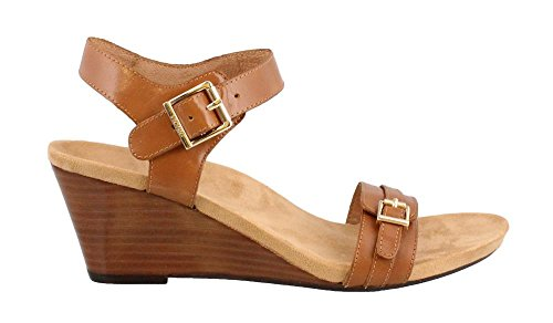 Vionic Noble Laurie Backstrap Sandal Tan 9M