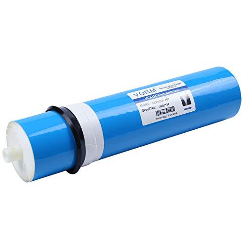 Huante Filtro de Acuario Membrana de óSmosis Inversa de 400 GPD Membrana ULP3013-400 Filtros de Agua Cartuchos Sistema de Membrana de Filtro Ro