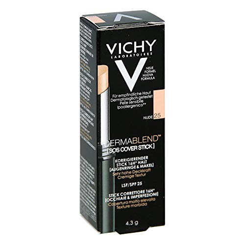 VICHY DERMABLEND SOS-Cover Stick 25 4.5 g