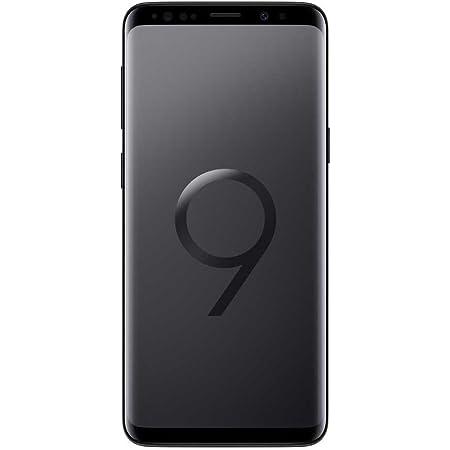 """Samsung SM-G9650 Smartphone Galaxy S9+ 6.2"""", color Negro. Telcel"""