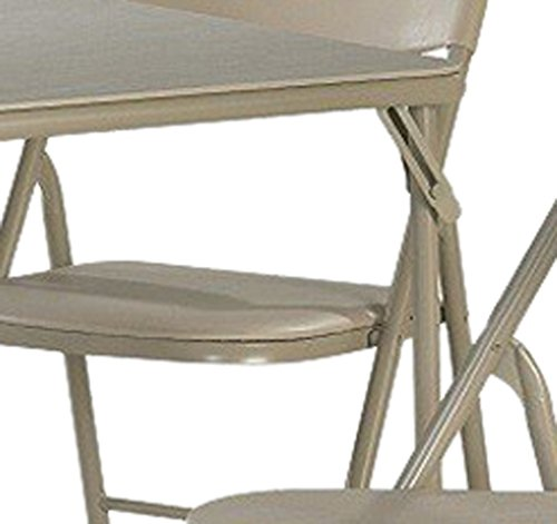 Cosco 37557ANTE 5-Piece Folding Table and Chair Set