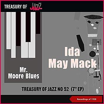 Mr. Moore Blues - Treasury Of Jazz No. 52 (Recordings of 1928)