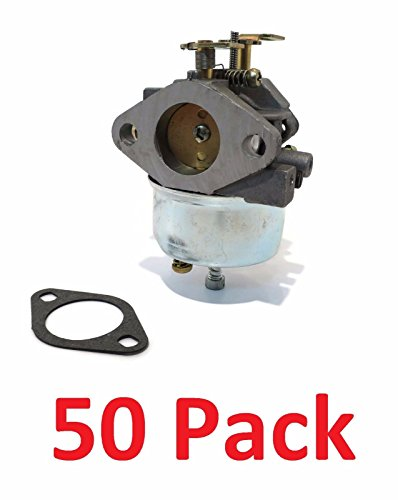 Best Review Of The ROP Shop (50) Adjustable CARBURETORS for Tecumseh Snowblower 7hp 8hp HM70 HM80 To...