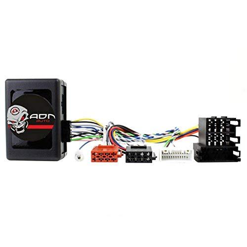 Interface Commande au volant KI9J compatible avec Kia ap10 Mini-ISO Nav.ampli JVC