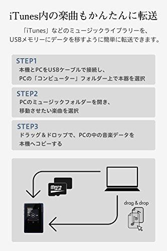 パイオニアprivateデジタルオーディオプレーヤーハイレゾ対応ネイビーブルーXDP20L