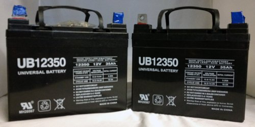 Wheelchair & Mobility Scooter Replacement Batteries