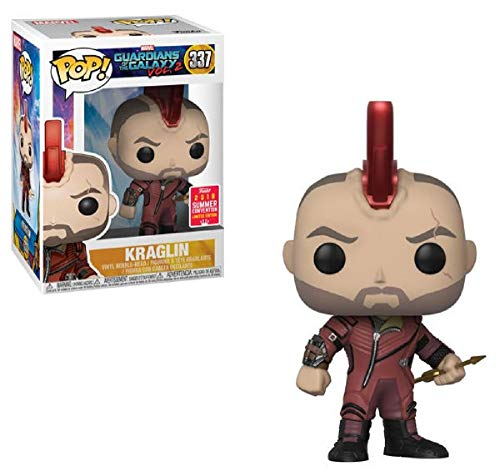Funko POP! Marvel Guardianes de la galaxia 2: Kraglin Exclusivo