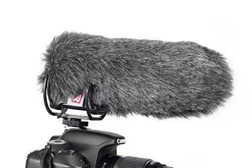 Rycote Mini Windjammer per Rode Videomic Pro