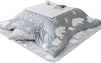 japanese table blanket