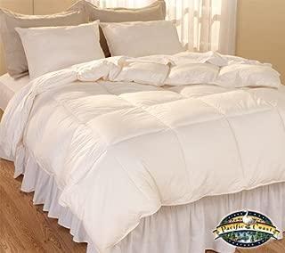 Natural Living Down Alternative Comforter - King