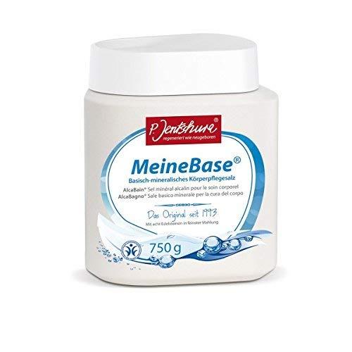 Dr. Jentschura ORGON sels de bain minéraux basiques, Meine Base, 750g