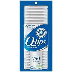 Q-tips Cotton Swabs, Original, 750 ct