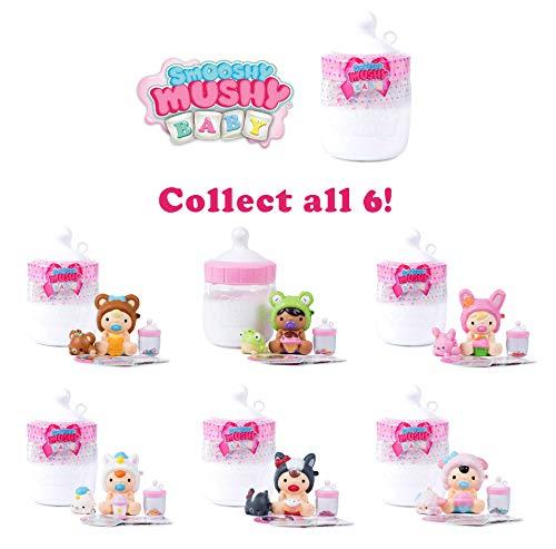 Smooshy Mushy New Baby Series 1 Slow Rise Squishy Foam Toy