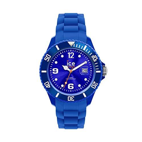 Relogio Silicone Azul Ice Watch