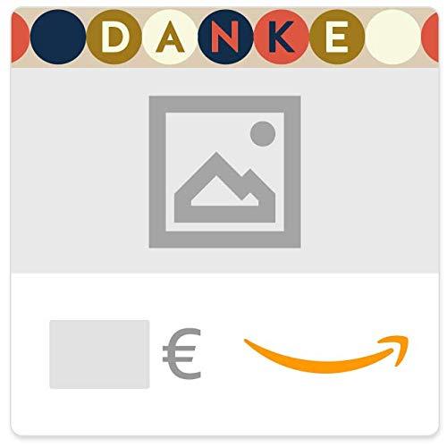 Digitaler Amazon.de Gutschein mit eigenem Upload (Danke)
