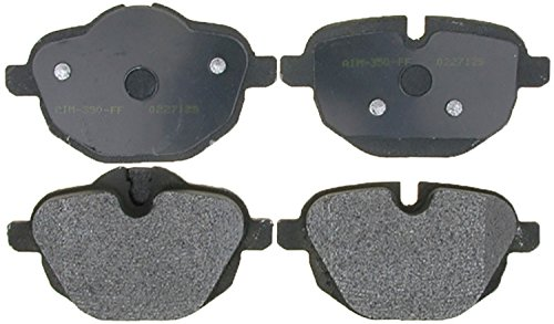 ACDelco Gold 17D1473M Semi-Metallic Rear Disc Brake Pad Set