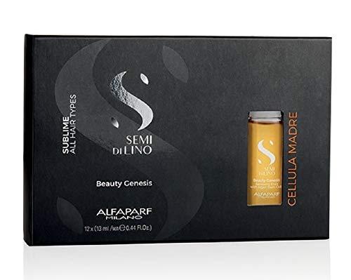 AlfaParf Semi di Lino Sublime Cell Madre Beauty Genesis 12X13 ml, Estándar, Único