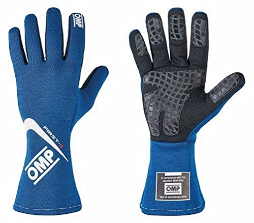 OMP OMPIB/761E/B/XL Première S-Guantes Azul Talla XL, Bleu