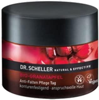 Organic Pomegranate Anti-Wrinkle Care Day Contour Firming for Demanding Skin Dr. Scheller Skin Care 1.8 oz Cream