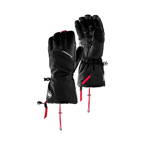 Mammut Meron Handschuhe, Black, 10
