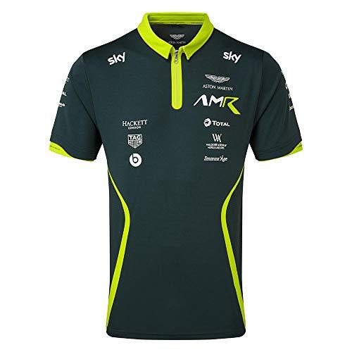 Aston Martin Racing Team Polo XL Green