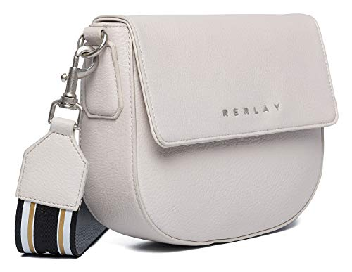 Replay Damen Fw3896.000.a0132d Clutch, Grau (Lt Grey), 6,5x18,5x25 cm