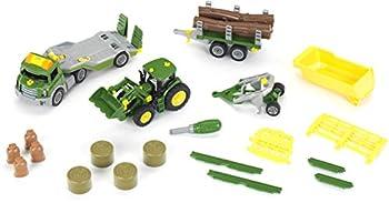 KETTLER 3919-TK John Deere Mega Set Green and Yellow