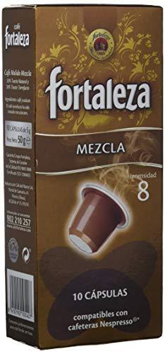 Café Fortaleza Mezcla - 8 estuche cápsulas