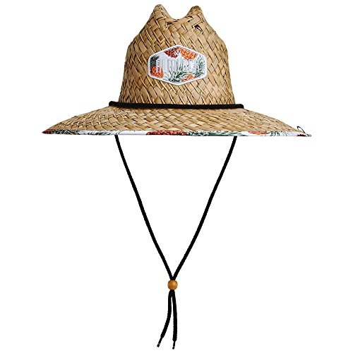New Hemlock Women's Pina Coolada Straw Hat Polyester Natural - http://coolthings.us